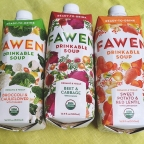 Convenient, vegan and tasty: Fawen drinkable soups