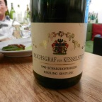 Get intimate with Riesling wine at Trier, Germany's Weinsinnig [classic article]