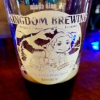 Standout craft brewer beer in a crowded field: NEK Newport, VT's Kingdom Brewery [classic article]