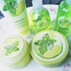 Smell, feel like you're on vacay with The Body Shop Virgin Mojito line [classic article]