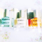 Be au courant in your travel mani/pedi and have anti-aging benefits: Dermelect  [classic article]