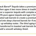 July 24th is National Tequila Day: celebrate with Hornitos Black Barrel [classic article]