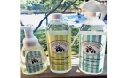 Vacationing in a cabin or 2'd home? Consider natural cleaning supplies [classic article]