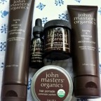 Keep your hair pretty on the road and at home with John Masters Organics [classic article]
