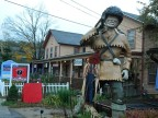 Ain't that America: Phoenicia, NY, its little pink house, Festival of the Voice [classic article]
