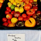 Summer dreaming, but year 'round bounty of St. Johnsbury Farmers Mkt in Vermont [classic article]