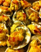 World's most delicious buffet: oyster night at Tilghman Island's Harrison House [classic article]