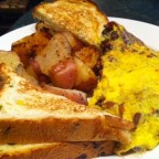 Fun and lazy late brunch at Birmingham, MI's Toast  [classic article]