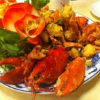Tasty treat in Catonsville, MD: Hunan Taste's Double Crispy Lobster [classic article]