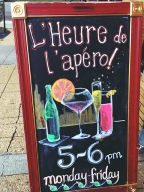 Just a couple of nights left: Happy Hour at Baltimore's Petit Louis