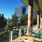 Serious chill out time in Las Vegas: The Spa at Aria