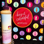Granny's remedy gone cutting edge for beauty: Pureology Vinegar Hair Rinse