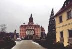 Eat in a real castle! Poland's Zamek Książ
