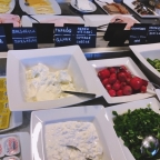 A Polish breakfast buffet! Novotel Wroclaw Centrum Hotel