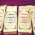 Get coffee freshly roasted just for you: Amora
