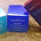 Spa at home in 2019 with HydroPeptide
