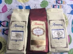 Keeping up to date on the flavors of Amora Coffee