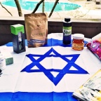 It's Israeli election day and almost Passover! Start a cool subscription with Lev Haolam