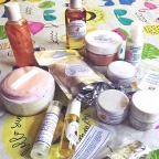 Get the aromatherapy benefits of Pampered Skin Care