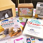 Make your own gourmet cheese and vegan cheese with Urban Cheesecraft