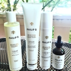 Get gorgeous good hair days this summer with Philip B. Weightless Collection