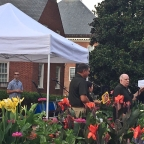 Welcoming Maryland's Buy Local Challenge: the Governor's cookout