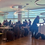 A refreshing taste of Portugal: TAP's Business Class lounge in Lisbon