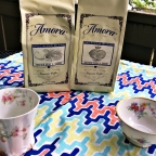 Get the new seasonal coffee flavors from Amora