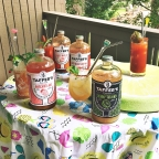 It's Happy Hour at home with Taffer's Mix!